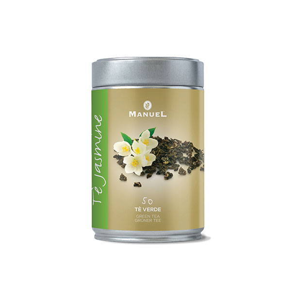Čaj Manuel Zeleni – JASMINE