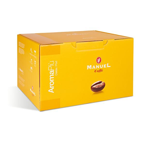 Kafa Manuel - Aroma Piu (Cialde)