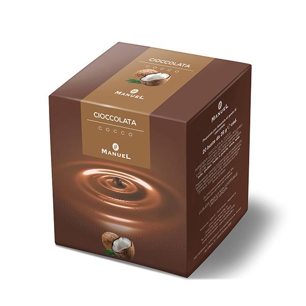 Topla čokolada Manuel (Kesice) - Kokos