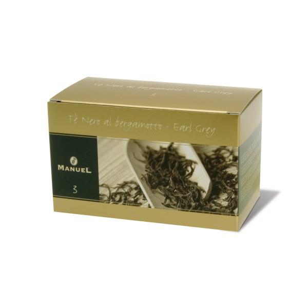 T03 - Čaj Manuel Crni čaj Bergamotto